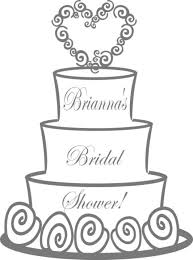 wedding cake coloring pages coloring pages