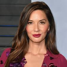 he gets excited having his hair permed and highlighted olivia munn joins hollywood s new perm club with a permanent wave