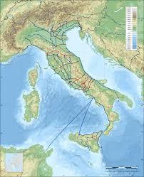 World War 2 Map by World War 2 Italian Campaign By Hillfighter On Deviantart