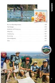 inside the 13th edition of the boy scout handbook