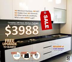 Complete Kitchen Cabinet Packages by Whst Design 3988 Bto 20ft Basic Kitchen Package Facebook