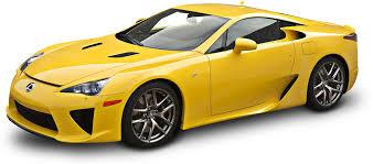 lexus yellow sports car lexus service by certified mechanics garagetouch