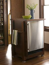 Small Under Desk Refrigerator A Cabinet To Store A Mini Fridge Diy Directions On How To Build