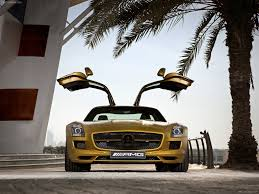 expensive cars gold mercedes benz sls amg 2011 pictures information u0026 specs