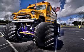 u0027s photos monstertruck schoolbus flickr