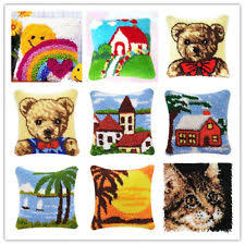Rug Hooking Supplies Australia Latch Hooking Kits Ebay