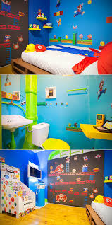 chambre mario bros mario bros airbnb chambre vous permet de vivre dans le royaume