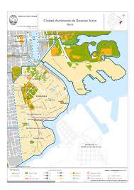 Buenos Aires Map La Boca Buenos Aires Ciudad Gobierno De La Ciudad Autónoma De
