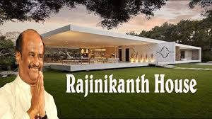 rajinikanth house inside u0026 outside in chennai youtube