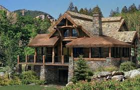 best cabin plans log home plans cabin southland homes and designs carson best floor
