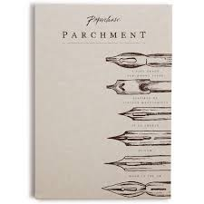 parchment writing paper a5 writing paper pad