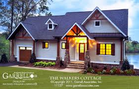 Cottage Building Plans Walkers Cottage House Plan Country Farmhouse Southern