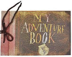 5 up photo album up adventure book etsy