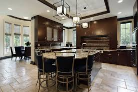 kitchens with islands designs 32 luxury kitchen island ideas designs plans