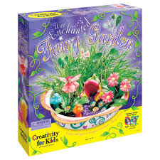 wee enchanted fairy garden kit creative kidstuff