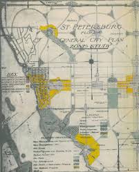 Map Of Venice Florida by The Enduring Legacy Of John Nolen Cnu