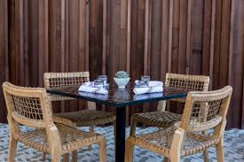 Sustainable Dining Table Favorite Furniture Sustainable Teak From An Italian Designer