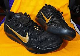 the last pair of shoes bryant will wear in an nba