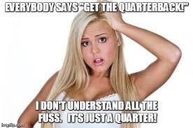 Blonde Meme - dumb blonde memes imgflip