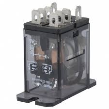 run stop relay circuit