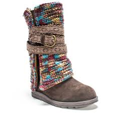 s boots taupe muk luks s boot walmart com