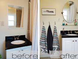diy a budget friendly and quick bathroom makeover revamp