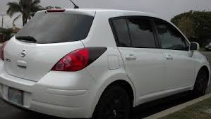 Can I Spray Paint My Car - black or white rim nissan versa forums