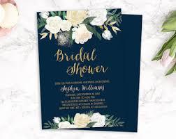 wedding shower invitation bridal shower invite etsy
