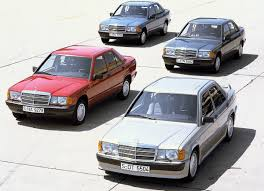classic mercedes models happy 30th mercedes benz 190 w201 ran when parked