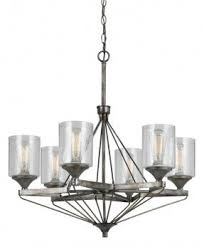 Glass Shade Chandelier Seeded Glass Chandelier Shade Foter