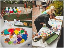 creative wedding guest book ideas picture of non traditional and creative wedding guest book ideas