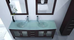 Glass Vanity Tops Glass Vanity Tops For Bathrooms White Bathroom Top Inside With