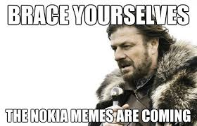 Funny Nokia Memes - nokia continues its sophomoric meme mockery of android smartphones