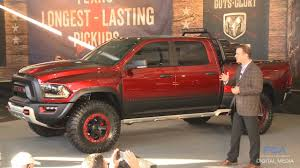 Dodge Ram Truck New - ram truck press conference 2016 state fair of texas full youtube