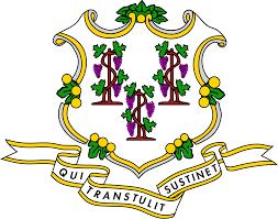 Family Crest Flags Coat Of Arms Of Connecticut Wikipedia