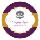 label design templates png free round sticker templates make your own stickers today