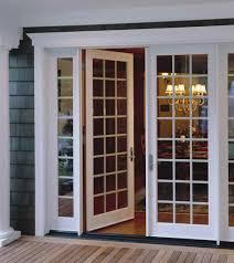Exterior Back Door Patio Sliding Wood Doors Aluminum Doors Exterior Garage
