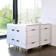 cuisine mobile cuisine compacte à déplacer