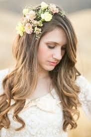 hair style photo booth floral hair pieces for brides wedding hairstyle with flowers