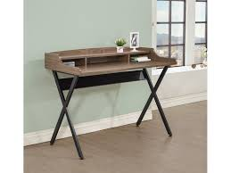 home office writing desk coaster home office writing desk 800415 adams furniture