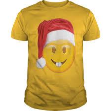 emoji glasses santa hat family set gift ideas