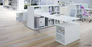 Office Desk Storage Frame Storage Single White Office Desks Workstations Office