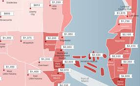 Edgewater Florida Map by Miami Real Estate Market Reports Curbed Miami