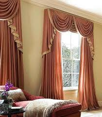 Drapes For Bay Window Pictures Orange Window Treatments Bay Window Blinds Nice Problem Would Be