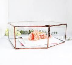 wedding gift holder wedding card box envelope holder glass box wedding gift
