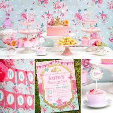 party decorations princess birthday party decorations princess high tea party