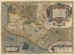 file 1606 hondius and mercator map of mexico geographicus