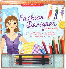 fashion designer sketch pad fashion sketch kit young artist