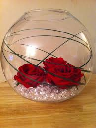 Goldfish Bowl Vase This Looks Really Effective Wedding Ideas Pinterest Fishbowl