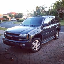 chevrolet trailblazer white greg lipack u0027s 2005 chevrolet trailblazer